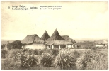 REF LPU10 / 1 - CONGO BELGE EP CP N° 21 - Stamped Stationery