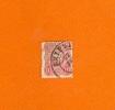 1875 / 77  N° 32 DEUTSCHES REICH POST   PFENNIGE AVEC  ( E )  OBLITERE - Used Stamps