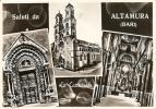 Saluti Da ALTAMURA  -  La Cattedrale - Bari