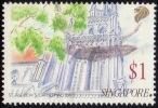 SINGAPORE 1991 $1 Used [RM310] - Singapour (1959-...)