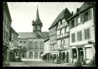 OBERNAI. Rue De L Eglise. Commerces : COOP. Vélos Et Mobylette. - Obernai