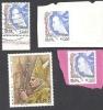 Italien 19.04.2005 Benedetto XVI Und 2 X 0,65 Euro Ungebraucht. Reiner Portowert: 1,95 Euro!! - 6. 1946-.. Republic