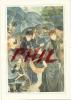 """Auguste Renoir """"Les Parapluies"""", National Gallery Londres, Ref 1108-1334/35 - Paintings"""