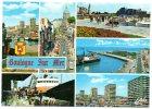 62] Pas De Calais > Boulogne Sur Mer-Multi Vues ( Port Pêche, Grande Rue, Déchargement Poisson, Ferry Boat ) *PRIX FIXE - Boulogne Sur Mer