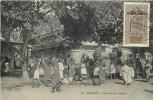 BAMAKO MARCHE AU CHARBON VOYAGEE EN 1923 - Mali