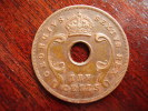 BRITISH EAST AFRICA USED TEN CENT COIN BRONZE Of 1952. - British Colony