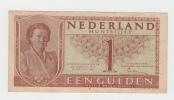 NETHERLANDS 1 GULDEN 1949 VF+ P 72 - [2] 1815-… : Kingdom Of The Netherlands