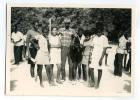 Photographie Privée Années 70 Sénégal Lycée Saint Gabriel THIES Basket - Célébrités