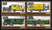 DDR Zdr.  Mi. 2299/2302  Bahnpost - Trains