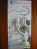 The Royal Ballet School White Lodge Museum London Leaflet Flyer Handbill - Publicités