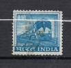 """192   (OBL)   Y  &  T     (locomotive électronique Voir Aussi 585 1 Timbre)     """"INDE"""" - India"""