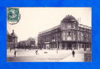 LILLE - L'Hôtel Des Postes - Affranchissement Mai 1908 - Lille