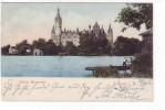 AK Schwerin i.M. Schloss Wasserseite col.gb.1903