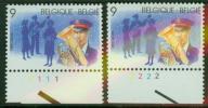 2345 XX - Volledige Set Plaatnummers - 1981-1990