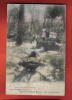 J198 Gazinet Gironde,Sources Du Parc De Monsalut Près Restaurant,ANIME.Circulé.  8261 - France