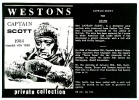 Captain Scott Of The Antarctic Wine Label 1984 - Unclassified