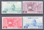 Japan  230-33   * - Unused Stamps