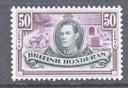 British Honduras 123  * - British Honduras (...-1970)
