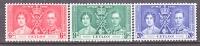 Ceylon 275-7    **  CORONATION - Ceylon (...-1947)