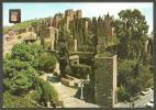 MALAGA   -  VISTA GENERAL DE LA ALCAZABA  -  DOMINGUEZ  - - Málaga