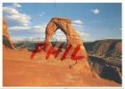 Archers National Park - Delicate Arch, Ref 1108-1520/21 - Etats-Unis