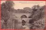 79  - ARGENTON CHATEAU  Pont Cadoré, Le TRAMWAy Et Le TUMULUS    Aymard 7   Non Circulee - Argenton Chateau
