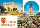 [84] Vaucluse > (L´Isle Sur Sorgue) LE THOR Historique Thouzon Le Beffroi De L´Eglise-multi Vues *PRIX FIXE - L'Isle Sur Sorgue