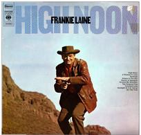 * LP *  FRANKIE LAINE - HIGH NOON (Holland 1971) - Country En Folk