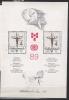 1989 - BF N. 94** (CATALOGO UNIFICATO) - Tchécoslovaquie