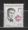 1989 - N. 3024** (CATALOGO UNIFICATO) - Tchécoslovaquie