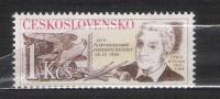 1989 - N. 3028** (CATALOGO UNIFICATO) - Tchécoslovaquie