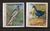 MAROC, Oiseaux Y-T  777-778°° NMH - Oiseaux