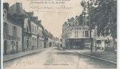 36.SAINT GAULTIER RUE GRANDE ET CHAPELLE DE ND DE PITIE - France