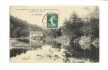 Cp, 89, Vallée De La Cure (Près De Chastellux), Le Moulin De Lingoux, La Momie, Voyagée - Non Classificati
