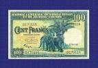 *Belgian Congo - Congo Belge*100 Francs 15-04-1953* - Unclassified