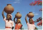 MOZAMBIQUE Cp Couleur Animée - Mozambique