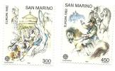 1982 - San Marino 1090/91 Avvenimenti Storici - Non Classificati
