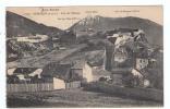 CPA BRIANCON FORT DU CHATEAU PANORAMA 1922 - Briancon
