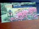 Jeu Gagné Aux Floralies De 69 Offert Par La Caisse Nationale D'épargne La Poste Epiflor Neuf Cartes Emballées - Jeux De Société