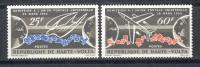 Obervolta - Haute-Volta 1964 - Michel 146 - 147 ** - Obervolta (1958-1984)