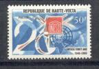Obervolta - Haute-Volta 1966 - Michel 208 ** - Obervolta (1958-1984)