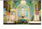 NEW YORK CITY - St PAUL'S CHAPEL Of Trinity Parish - New York City