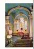NEW YORK - Chapelle Saint Paul Détail Intérieur - New York City