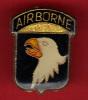 15067- Eagles.airborne.militaire.armee..USA.amerique.etats Unis. - Militaria