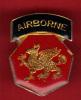 15068-dragon..airborne.mi Litaire.armee..USA.ameriq Ue.etats  Unis. - Army