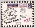 C 710++  -  TAAF  -  Carnets  -  2001  :  Yv  308-321  **  Carnet De Voyage Terre Adélie - Booklets