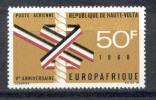 Obervolta - Haute-Volta 1968 - Michel 244 ** - Obervolta (1958-1984)