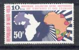 Obervolta - Haute-Volta 1971 - Michel 323 ** - Obervolta (1958-1984)