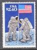 U.S. 2419  (o)  MOON LANDING - Used Stamps