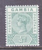 Gambia  20  ** - Gambia (...-1964)